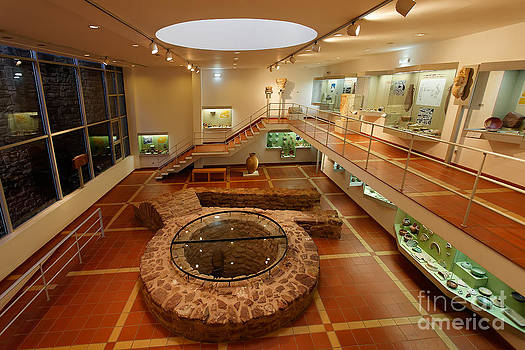 English Landscapes - Archaeological Museum Silves