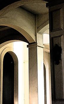 Carolyn Stagger Cokley - Arches Fresco