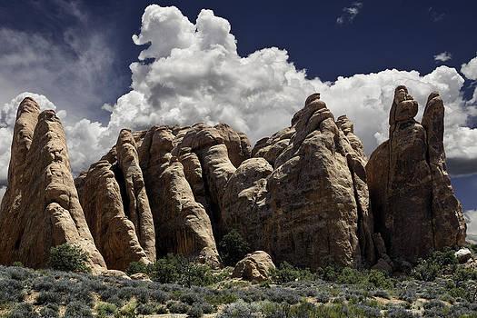 Arches National Park -B by Steve Bingham