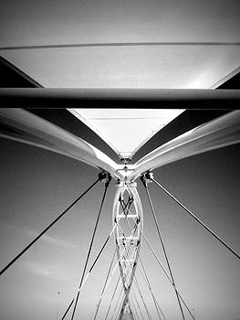 Karyn Robinson - Architectural Detail from Bridge