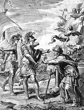 Photo Researchers - Argonauts Deliver Phineas From Harpies