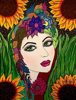 Arianah by Maria  RUIZ