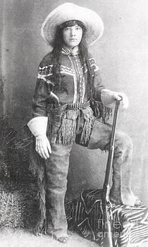 Roberto Prusso - Arizona Scout  - 1880