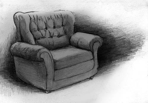 Armchair by Di Fernandes