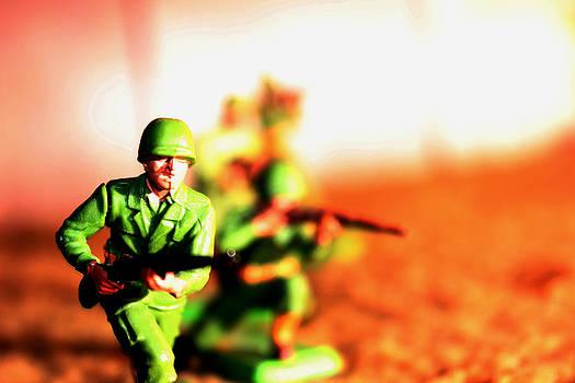 Jon Baldwin  Art - Army Men