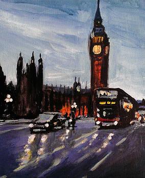 Paul Mitchell - Around Westminster