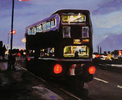 Paul Mitchell - Around Woolwich