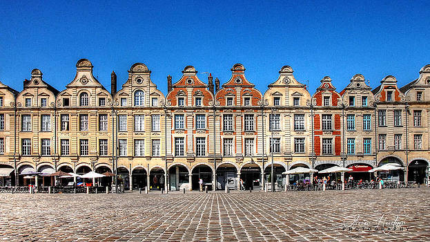 Arras by Olivier Hudner