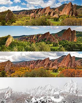 Arrowhead Four Seasons-2 by Jim Bennett