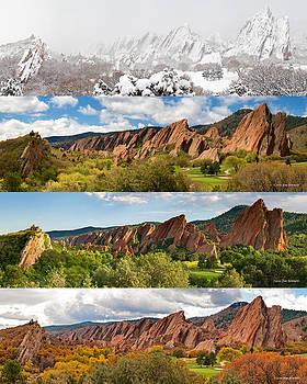 Arrowhead Four Seasons by Jim Bennett