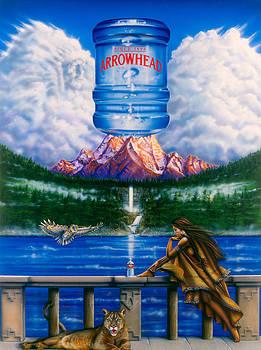 Arrowhead by Tim  Scoggins