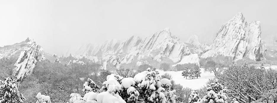 Arrowhead Winter by Jim Bennett