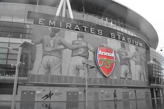 Arsenal FC by Alexander Mandelstam