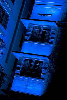 Lynn Palmer - Art Deco Blue