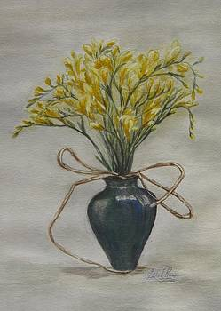 Art - Flowers by Ethel Rossi