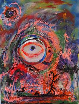 Art Looks at You by Darryl  Kravitz