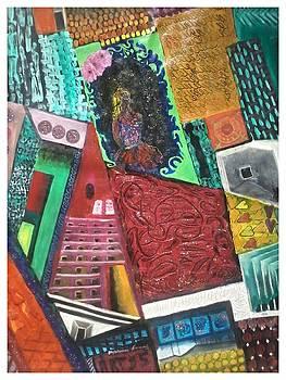 Artds - Du Coeur Abstrait by Souad Dehhani