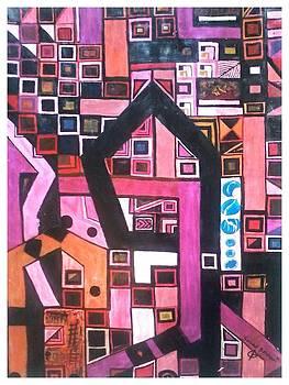 Artds - Open Street by Souad Dehhani