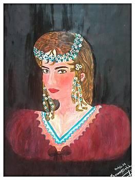 Artds - Princess by Souad Dehhani