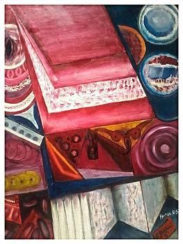 Artds - Tapis Arte by Souad Dehhani