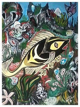 Artds - the Aquarium Ds by Souad Dehhani