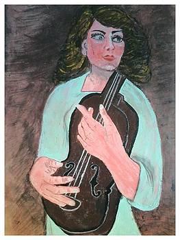 Artds -VIOLONISTE CELEBRE  by Souad Dehhani