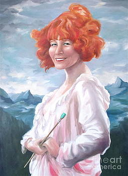 Artiste Extraordinaire by Diane Daigle