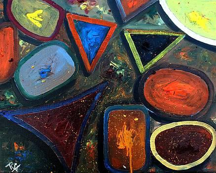 Artist's Palette by Rom Galicia