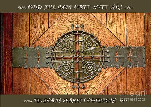 Leif Sodergren - Arts and Craft door