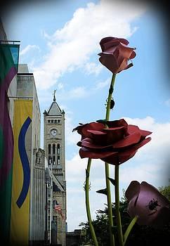 Arts and Roses by Alina Skye