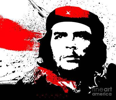 Artsy Che Guevara by Theodora Brown