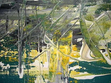 As rivers of living water inside by Lalo Gutierrez