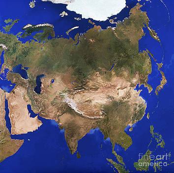 WorldSat International Jim Knighton - Asia