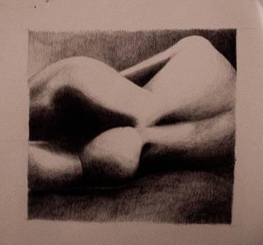 Ass by Adina Bubulina