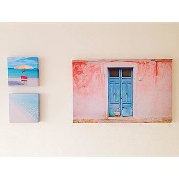 Assembling A Gallery Wall With My by Ariane Moshayedi