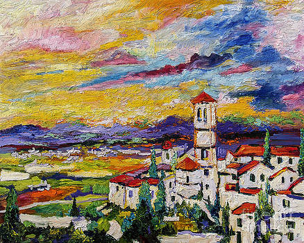 Ginette Callaway - Assisi Italy Umbria