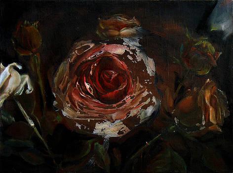 At Night by Tanya Byrd