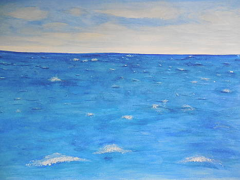 At Sea by Tammy McClung