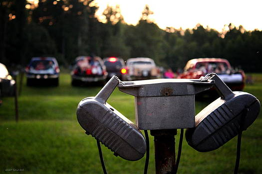 At the Drive-In - Before the Show by Greg Simmons
