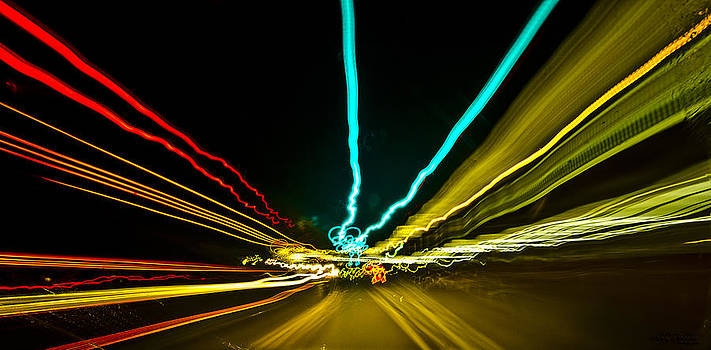 At Warp Speed by Shirley Tinkham