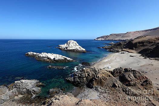James Brunker - Atacama Desert Coastline