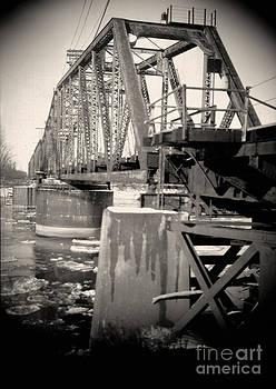 Atchison Railroad Bridge by C E Dyer