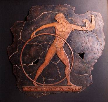 Athlete victor. by Jose Manuel Solares