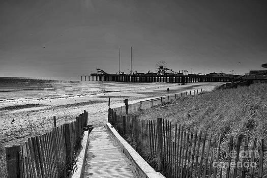 Chuck Kuhn - Atlantic City BW