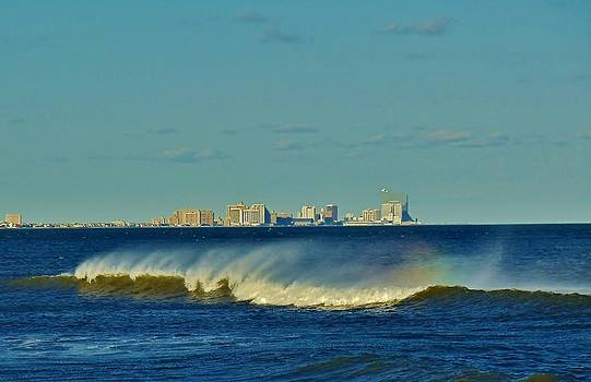 Atlantic City by Ed Sweeney