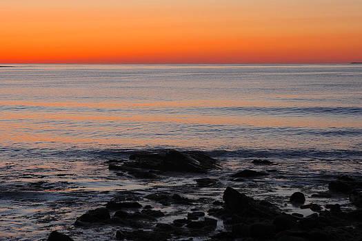 Atlantic Ocean by Gail Maloney