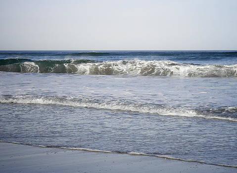 Kate Gallagher - Atlantic Ocean In June