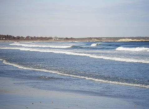Kate Gallagher - Atlantic Ocean in March