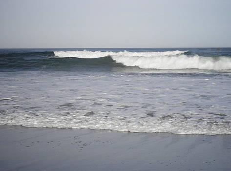Kate Gallagher - Atlantic Ocean Narragansett RI USA