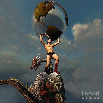 Corey Ford - Atlas the Titan